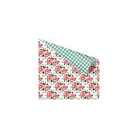 Лист скрап бумаги Prima Marketing Ruby Violet Yuki Двусторонний 12 (RVY12X - 40980)