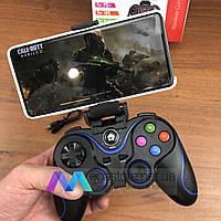 Джойстик для телефона Беспроводной V8 Bluetooth геймпад смартфона iphone ios android пк ноутбук айфон пс3 ps3