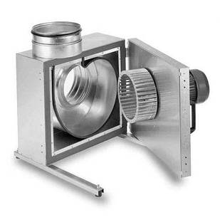 Кухонний вентилятор Systemair KBT 160DV