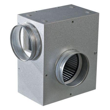 ВЕНТС КСА 150-2Е - шумоізольований вентилятор