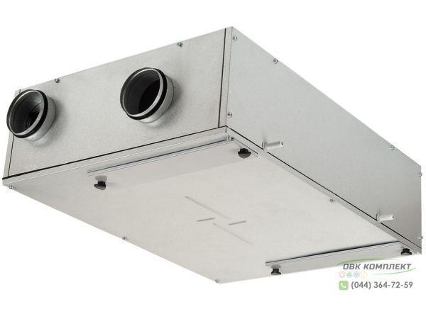 ВЕНТС ВУТ 160 ПБ ЕС П А11 - приточно-вытяжная установка с рекуператором
