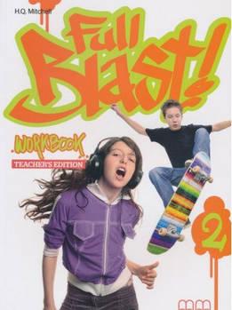 Full Blast! 2 Workbook Teacher's Edition