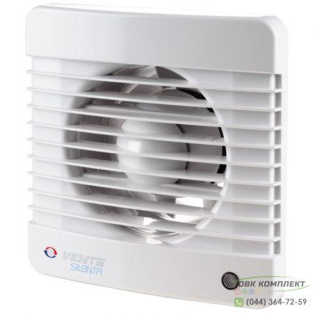 Вытяжной вентилятор ВЕНТС 150 Силента-МТН