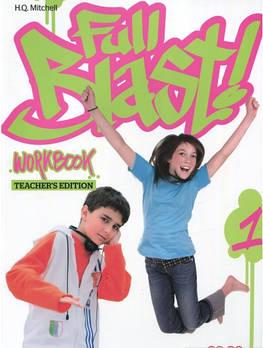 Full Blast! 1 Workbook Teacher's Edition