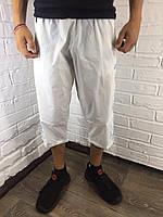 Бриджі чоловічі білі AiD 2012 M. L. XL.2XL.3XL