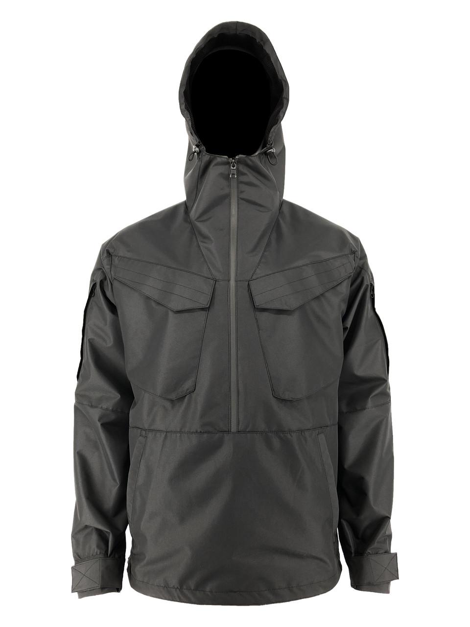"""Куртка ветровка анорак """"Compass"""" черный"""