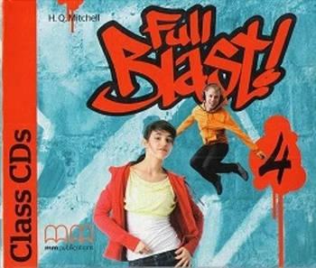 Full Blast! 4 Class CDs (2)