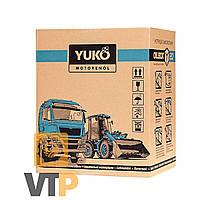 Олива моторна для автотракторних дизелів YUKO М-10ДМ SAE 30 (API CD (20л/17,5 кг ойлбокс*21шт)