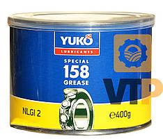 Мастило YUKO №158 (NLGI 2) 0,4 кг банку 0,5 л жерсть