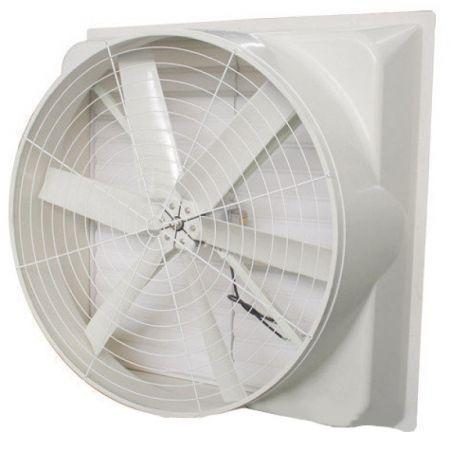 Турбовент ВХП 1460 - осевой вентилятор из стекловолокна