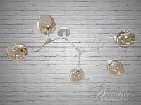 """Люстра Diasha - """"Молекула"""" на 5 ламп 882-5, фото 1"""