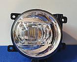 Противотуманные LED фары на Toyota Land Cruiser 200, фото 10