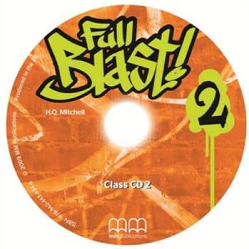 Full Blast! 2 Class CDs (2)