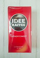 Кофе молотый без кофеина Idee Entkoffeiniert 500гр. (Германия), фото 1