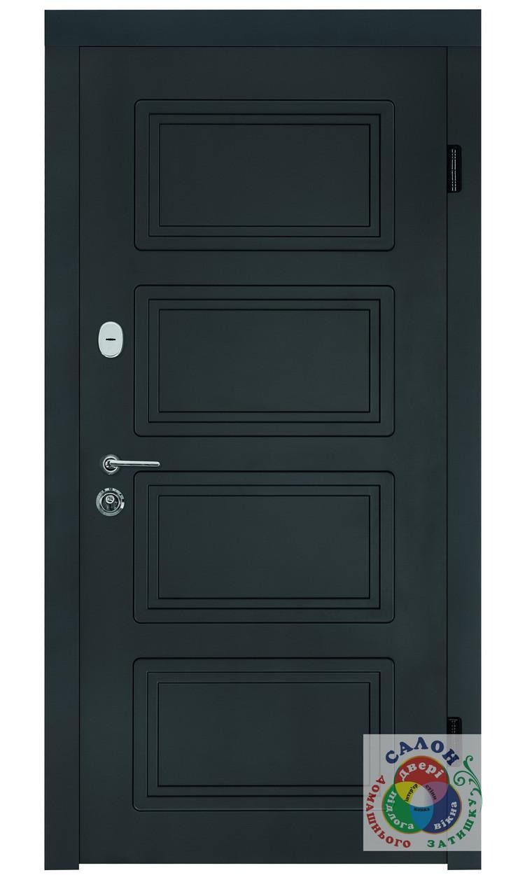 Двері вхідні в квартиру. Портала Дублін, серія Люкс