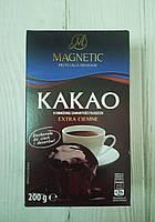 Какао Magnetic Cacao Extra Ciemne 200г (Польша), фото 1