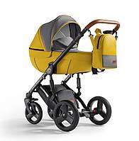 Універсальна коляска 2 в 1 Verdi Orion 08 Yellow lemon, жовтий (8270), фото 1