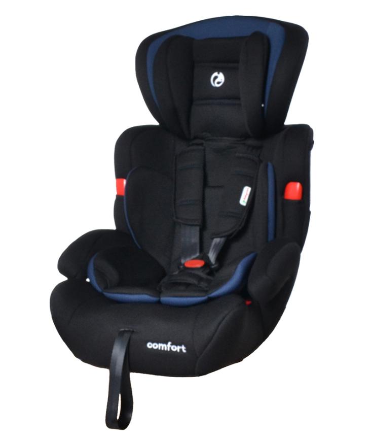 Автокресло BABYCARE Comfort BC-11901/1 Blue группа 1+2+3