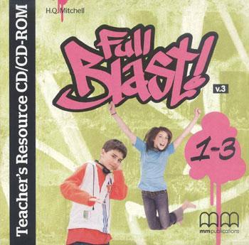 Full Blast! 1-3 Teacher's Resource Pack CD/CD-ROM