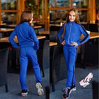 Подростковый  спортивный костюм для девочки. 4 цвета!, фото 1