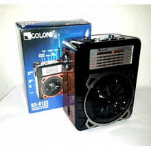 Радиоприёмник Golon RX 9122 с фонариком