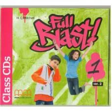 Full Blast! 1 Class CDs (2)