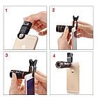 ОПТ Монокуляр для мобільного телефону 6х18 Losso Premium, фото 3