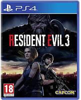Игра Resident Evil 3 для PS4