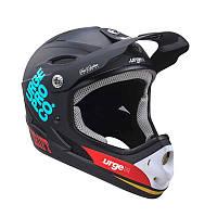 Велошлем Urge Drift черный XL, 61-62см