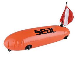 Буй Seac Torpedo с линём 25м