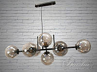 "Люстра Diasha - ""Молекула"" на 8 ламп 933-8BK"