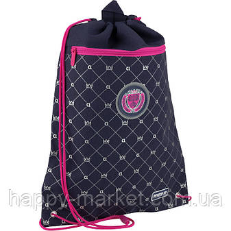 Сумка для обуви с карманом для девочки Kite Education College girl K20-601M-5, фото 2