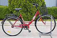 """Велосипед жіночий AIST 28-245 28"""" з кошиком, фото 1"""