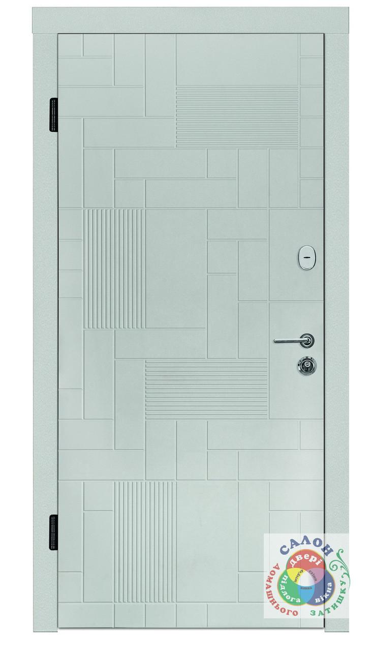 Квартирні вхідні двері. Портала Каскад 2, серія Люкс