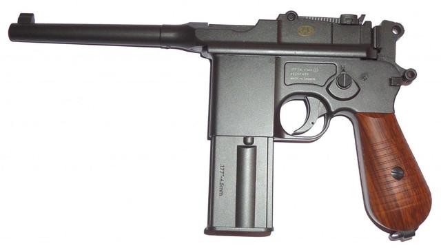 mauser пневматичний SAS Mauser M712 kmb 18dhn