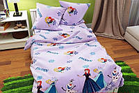 Комплект постельного белья Холодное Сердце Анна и Эльза/ Бязь Голд