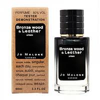 Тестер унисекс Jo Malone Bronze Wood & Leather (Джо Малон Бронз Вуд & Лезэр)
