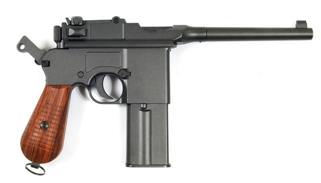 пневматичний пістолет маузер