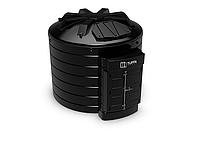 Двустенный резервуар АЗС TUFFA 10000VB для дизельного топлива емкость бочка бак еврокуб миниазс заправка модул