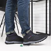 Ботинки мужские на шнуровке -20°C, фото 3