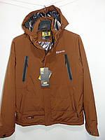 """Мужская демисезонная куртка (48-56) """"Merlin"""" LZ-1337"""