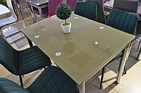 Стол обеденный Signal Мебель GD-018 110(170) х 74 см Бежевый (GD018CB)