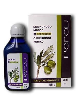 Оливковое масло 55мл (Икаров)