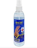 Антисептик (Спирт 70%) для рук и кожи Фасепт. 100 мл