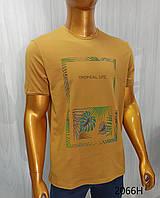 Мужская футболка Tony Montana. MSL-2066(r saks). Размеры: M,L,XL,XXL., фото 1