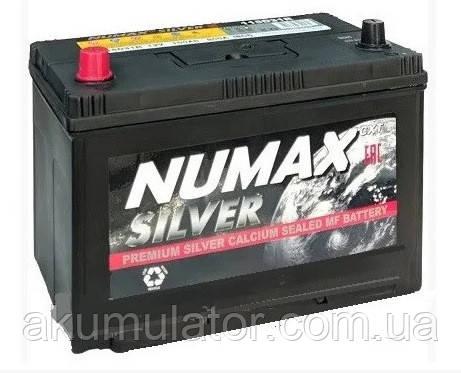 Акумулятор автомобільний  NUMAX Asia 100- 1 (L+) (800A) (Корея)