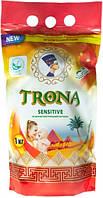 ЭКО порошок для чувствительной кожи и детских вещей TRONA Sensitive, 2кг