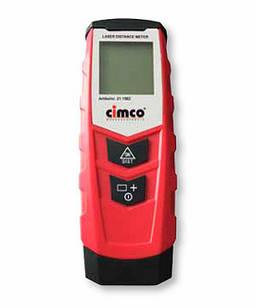 Цифровий лазерний далекомір CIMCO