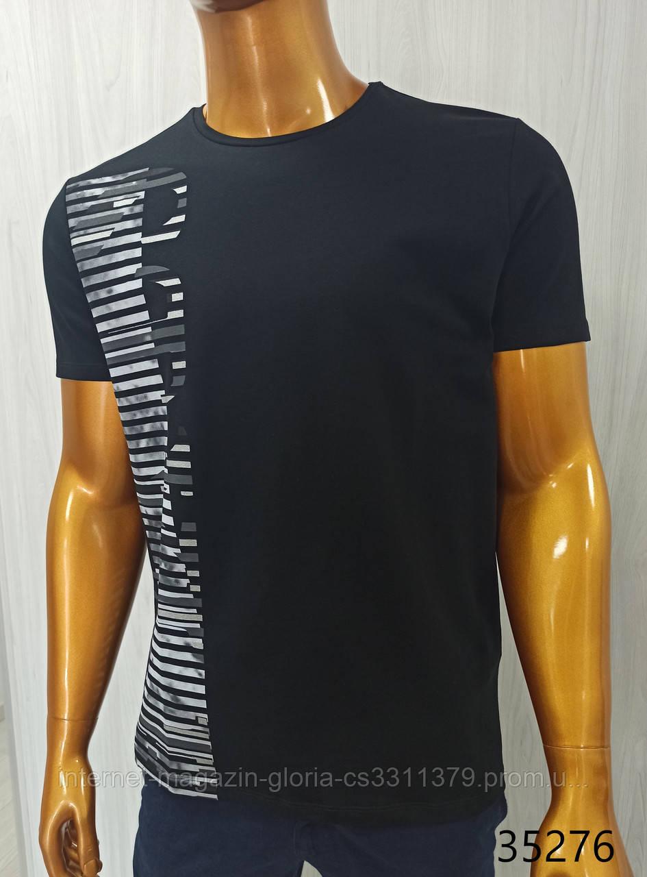 Мужская футболка MCL. Mod.35276. Размеры: M,L,XL,XXL.