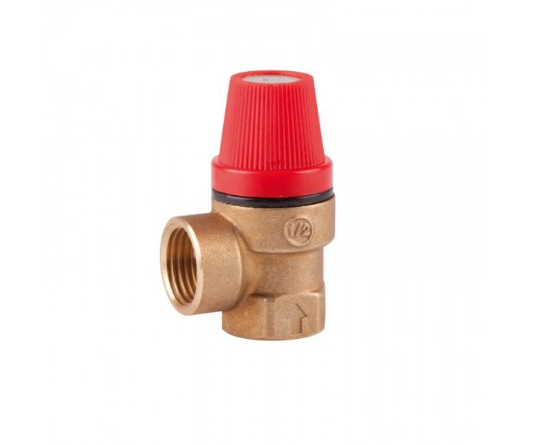 Клапан предохранительный 1/2ВВ (3 бара) SD Plus
